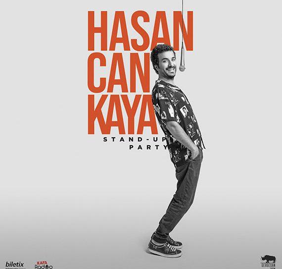 Hasan Can Kaya